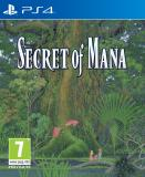 Jaquette de Secret of Mana Remake