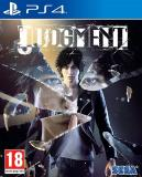Jaquette de Judgment