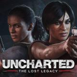 Jaquette de Uncharted: The Lost Legacy