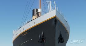 Jaquette de Titanic: Honor and Glory