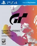 Jaquette de Gran Turismo Sport