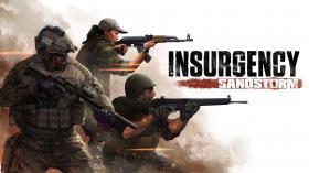 Jaquette de Insurgency: Sandstorm