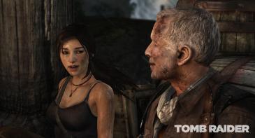 Une scène de viol dans Tomb Raider ?