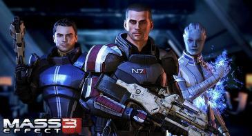 Les premiers tests étrangers sur Mass Effect 3 !