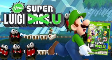 Quelques screens pour New Super Luigi U !