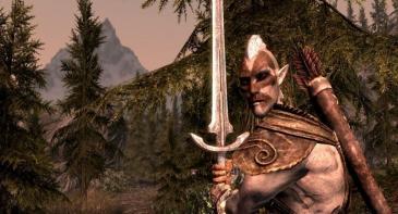 Le 1er DLC de Skyrim : Arbalètes et Elfes des neiges